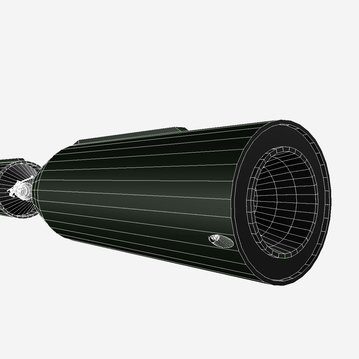 dprk kn-08 no dong-c пуужин 3d загвар 3ds dxf cob x obj 151633