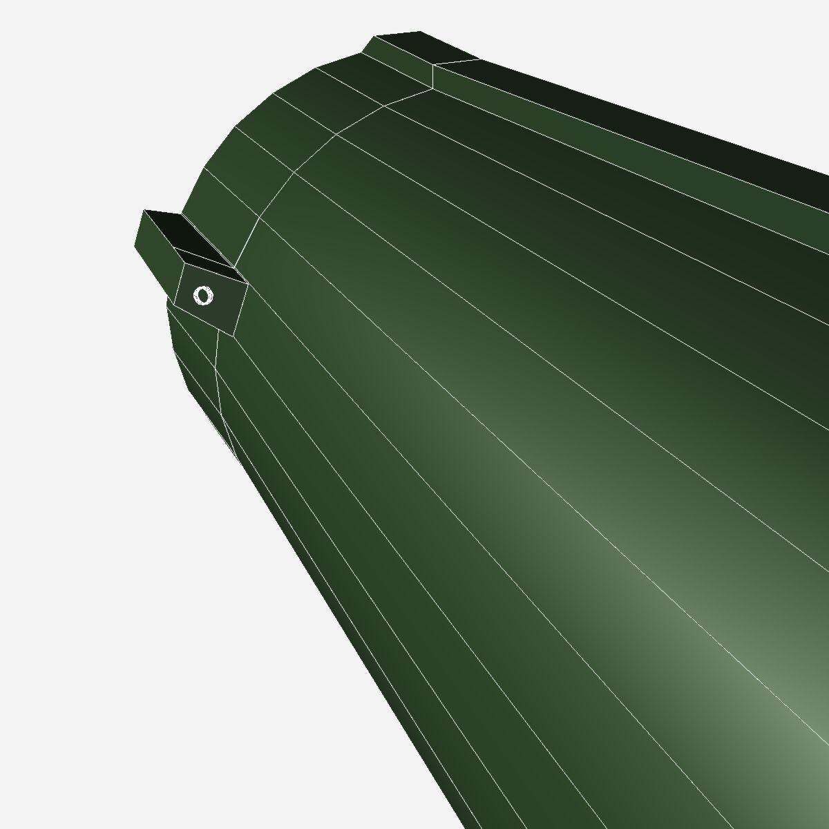 dprk kn-08 no dong-c пуужин 3d загвар 3ds dxf cob x obj 151635