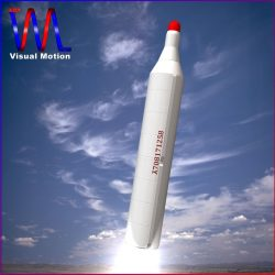 DPRK BM25 Musudan 2 Stage Missile ( 115.08KB jpg by VisualMotion )