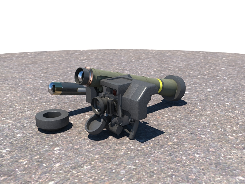 fgm 148 javelin 3d model max 163580