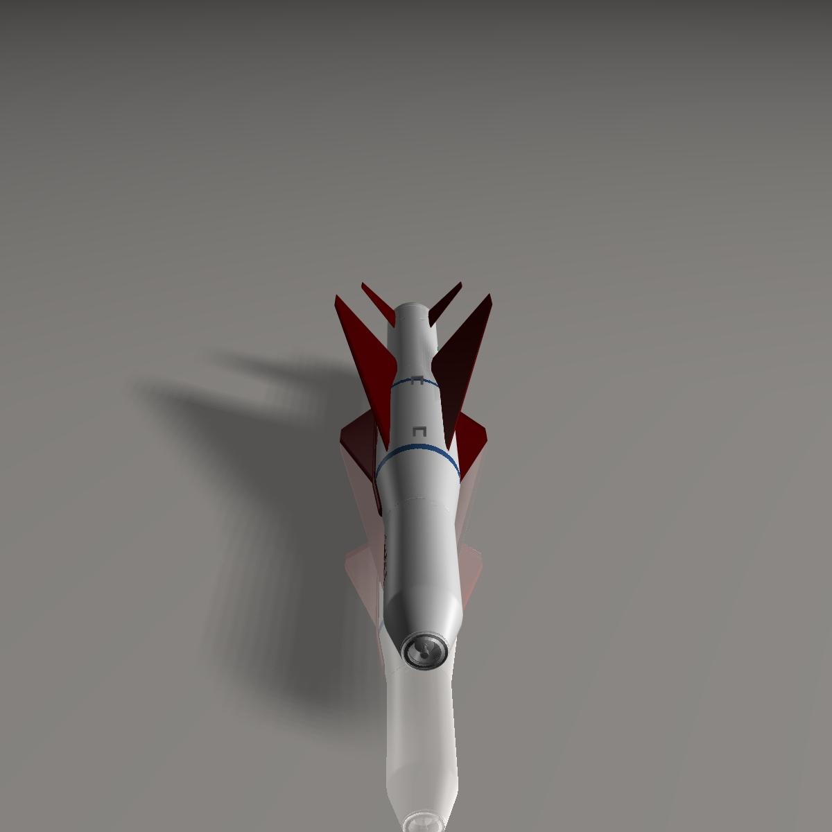 iranian agm-379 zoobin asm missile 3d model 3ds dxf fbx blend cob dae x obj 150585