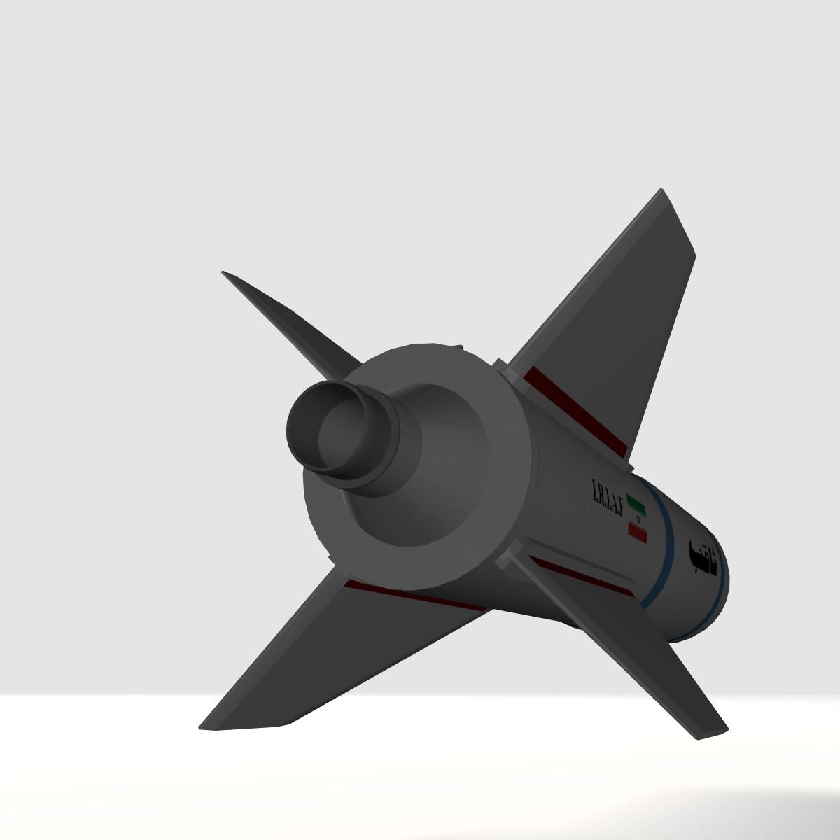 Irānas sagheb bumba 3d modelis 3ds dxf cob x obj 150333