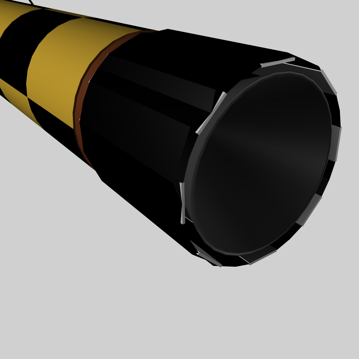 israeli arrow 3 missile 3d model 3ds dxf cob x other obj 136288