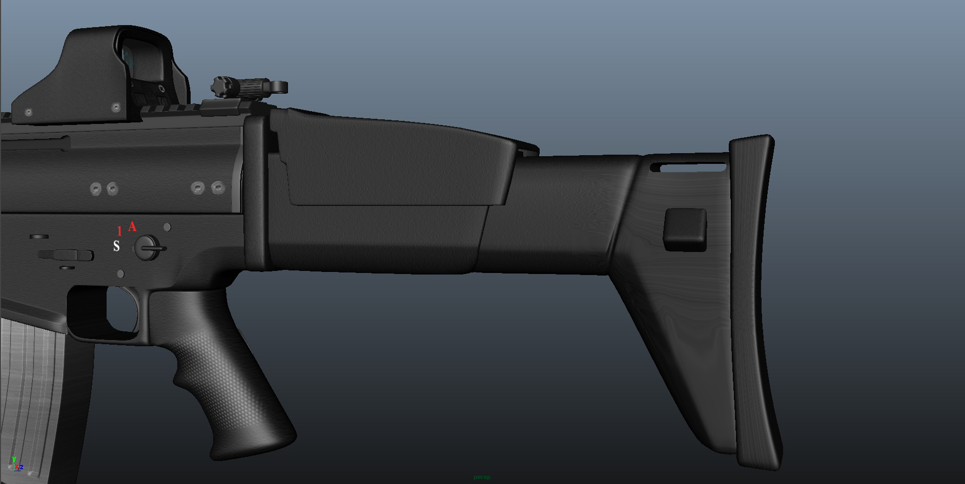 rifal 3d model ma mb 153232