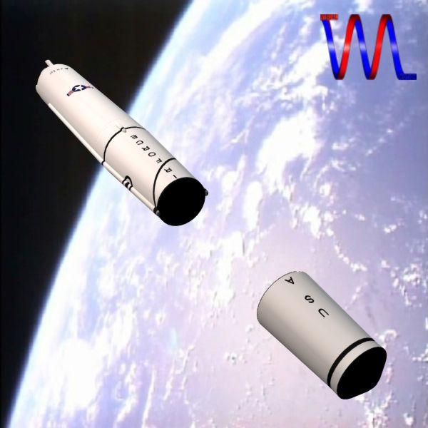 us thor irbm missile 3d model 3ds dxf cob x obj 150760