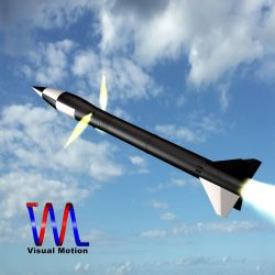 US MRG-1A Honest John Missile ( 98.94KB jpg by VisualMotion )
