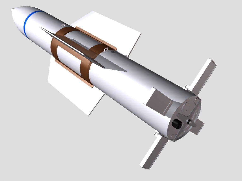 USAF GBU-57 Bomb ( 176.42KB jpg by VisualMotion )