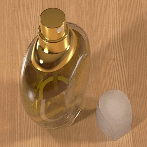 amarige perfume 3d model 3ds fbx skp obj 115258