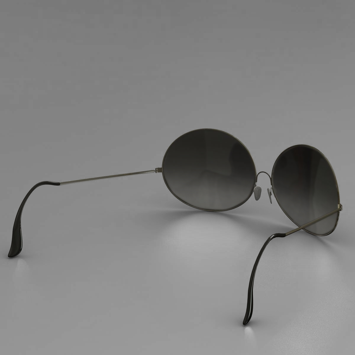 sunglasses 3d model 3ds max fbx c4d ma mb obj 160707