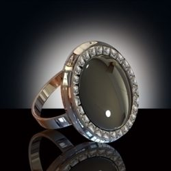 Ze Ring ( 61.59KB jpg by carbonblueconcept )
